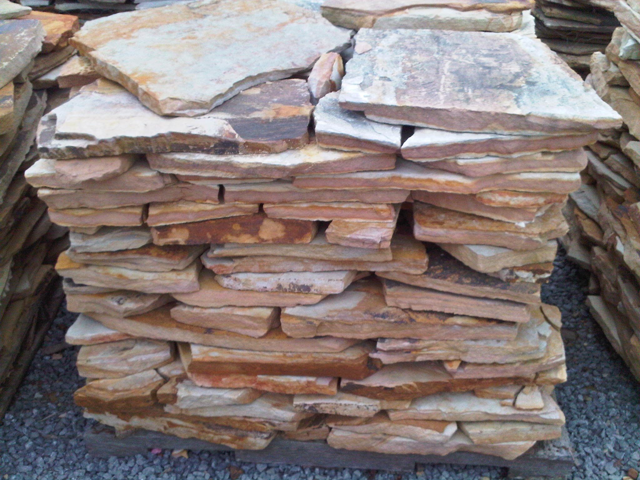Southern Natural Stone : Natural stone southern landscape supply